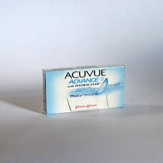 Acuvue Advance - 1 Testlinse