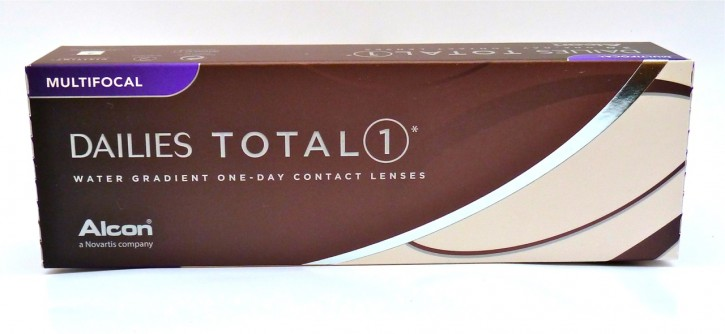 Alcon DAILIES TOTAL 1 Multifocal - 30er Box