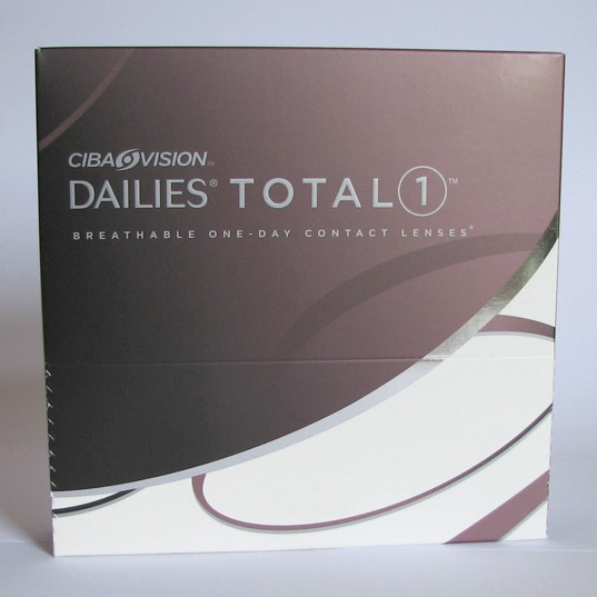 Ciba Vision DAILIES TOTAL 1 - 90er Box