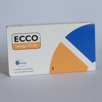 MPGE ECCO change 30 AS - 1 Testlinse