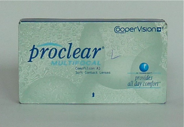 CooperVision Proclear Multifocal XR  - 6er Box