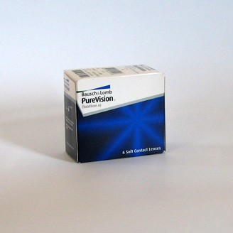 Bausch + Lomb PureVision Spheric - 6er Box
