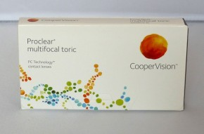 CooperVision Proclear Multifocal Toric XR  - 6er Box