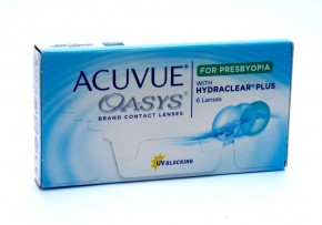 Acuvue Oasys for Prebyopia - 6er Box