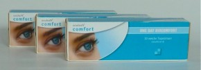Oculsoft One Day Biocomfort, Cooper Vision - 3 x 30er Box