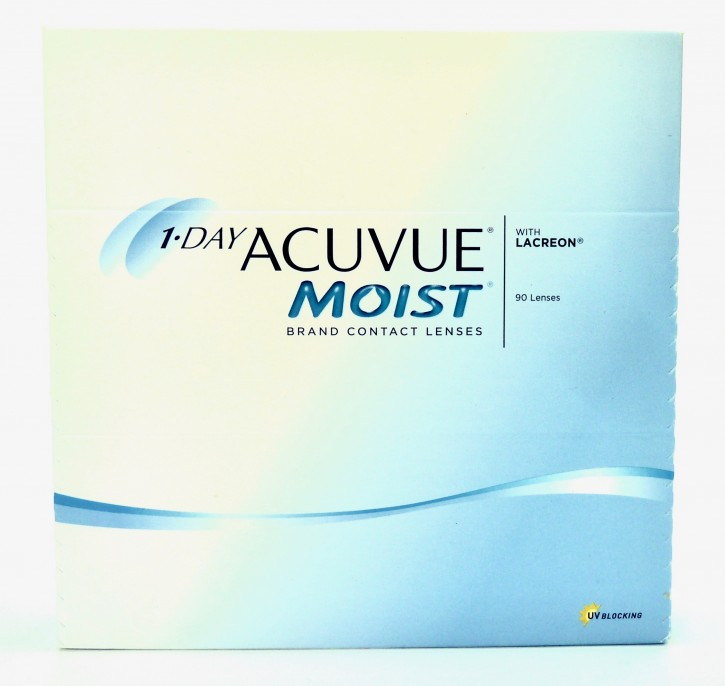 1•DAY ACUVUE Moist - 90er Box