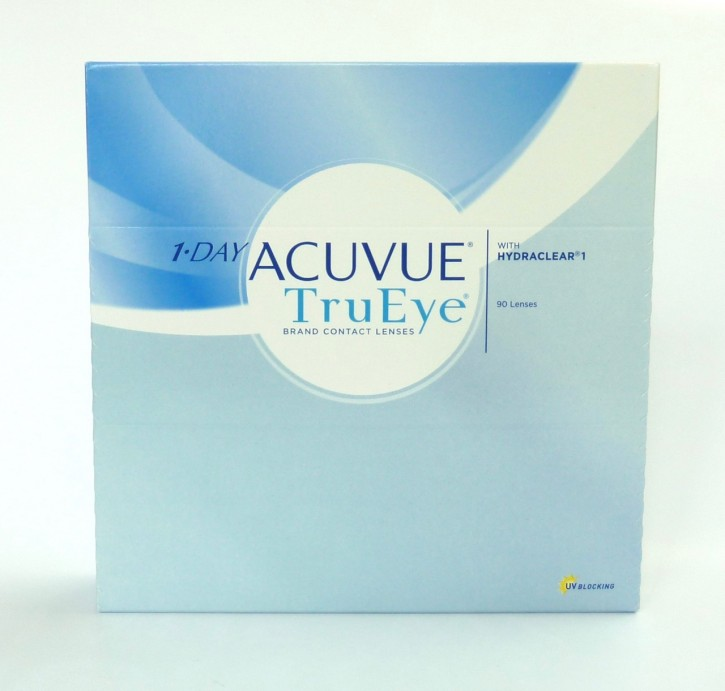1•DAY ACUVUE  TrueEye - 90er Box