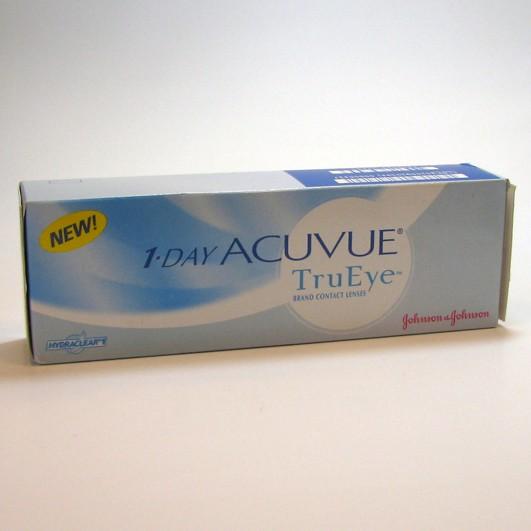 1•DAY ACUVUE TrueEye - 5 Testlinsen