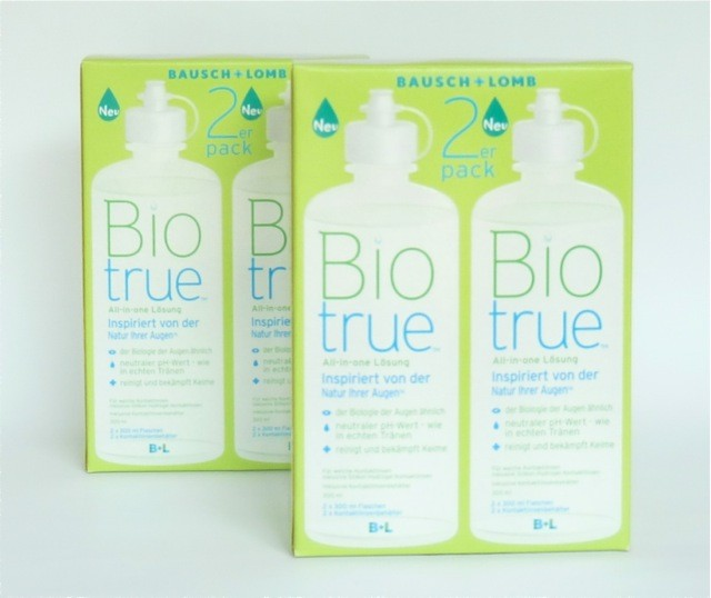 Biotrue™ All-in-one Lösung 4x300ml