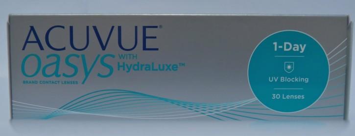 ACUVUE Oasys 1-Day - 5 Testlinsen