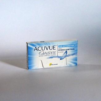 Acuvue Oasys for Astigmatism - 1 Testlinse