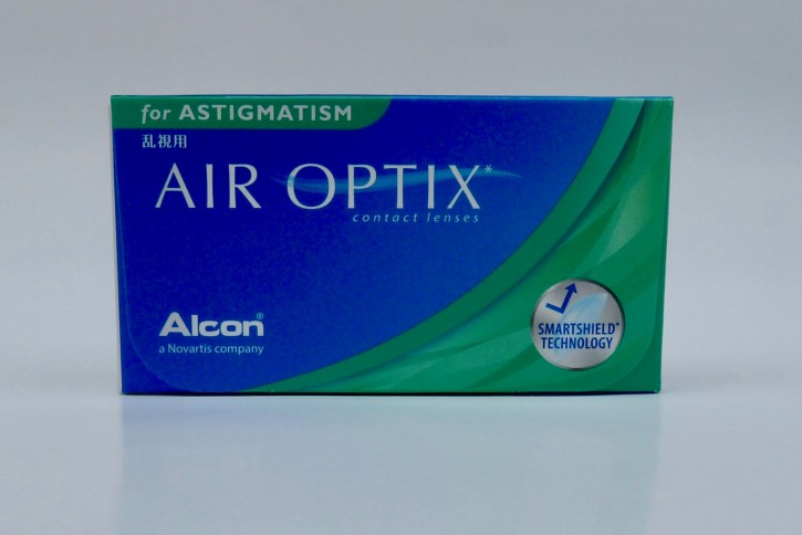 Ciba Vision AIR OPTIX for Astigmatism - 6er Box