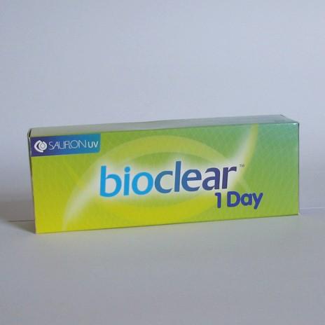 Sauflon bioclear 1day - 5 Testlinsen