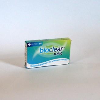 Sauflon bioclear TORIC - 3er Box