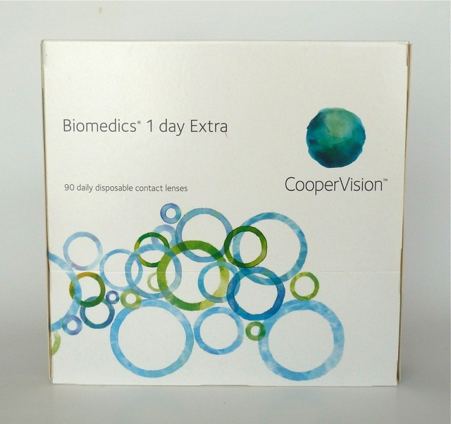 CooperVision Biomedics 1day Extra - 90er Box