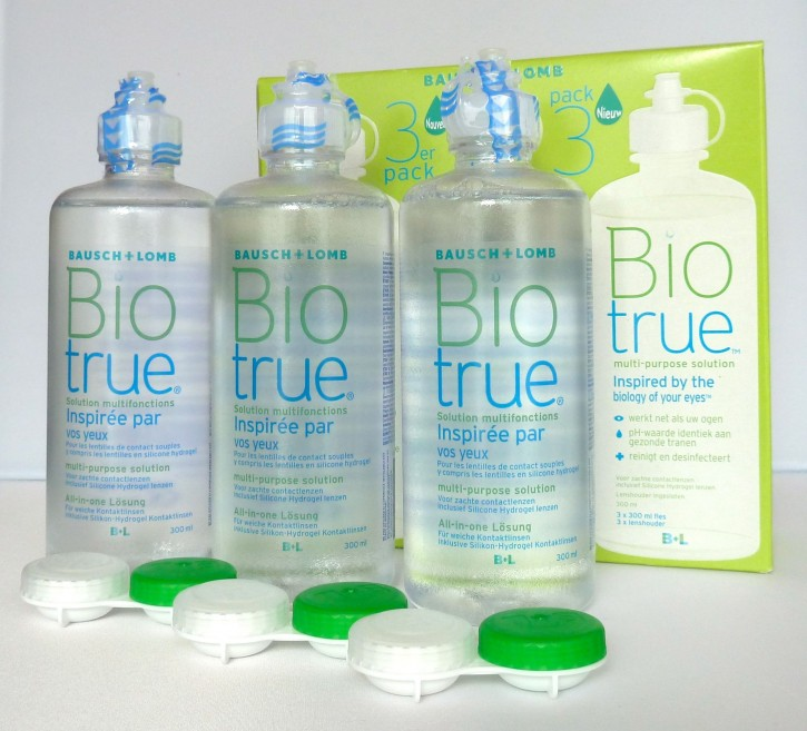 Biotrue™ All-in-one Lösung 3x300ml