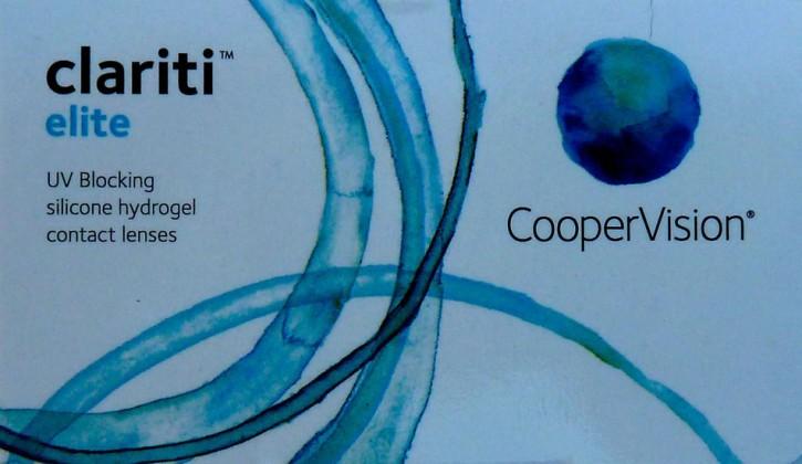 Cooper Vision clariti® elite - 3er Box