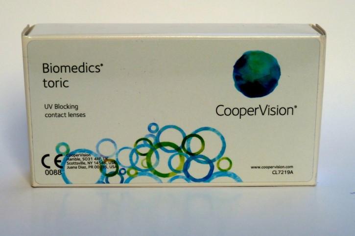 CooperVision BIOMEDICS Toric - 6er Box