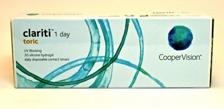 CooperVision clariti™ 1day toric - 30er Box