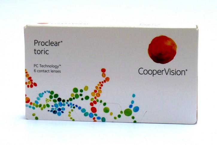 coopervision proclear toric 6x kontaktlinsen spezial versand. Black Bedroom Furniture Sets. Home Design Ideas
