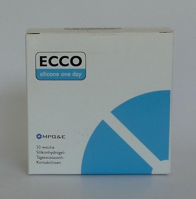 MPGE ECCO Silicone One Day - 6 Testlinsen