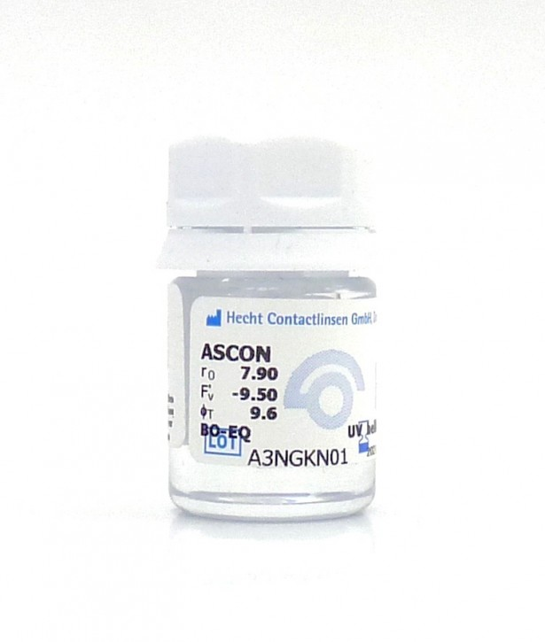 Hecht Contactlinsen ASCON - 1Linse
