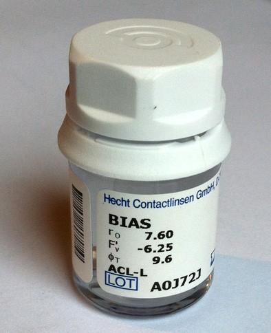 Hecht Contactlinsen BIAS - 1Linse