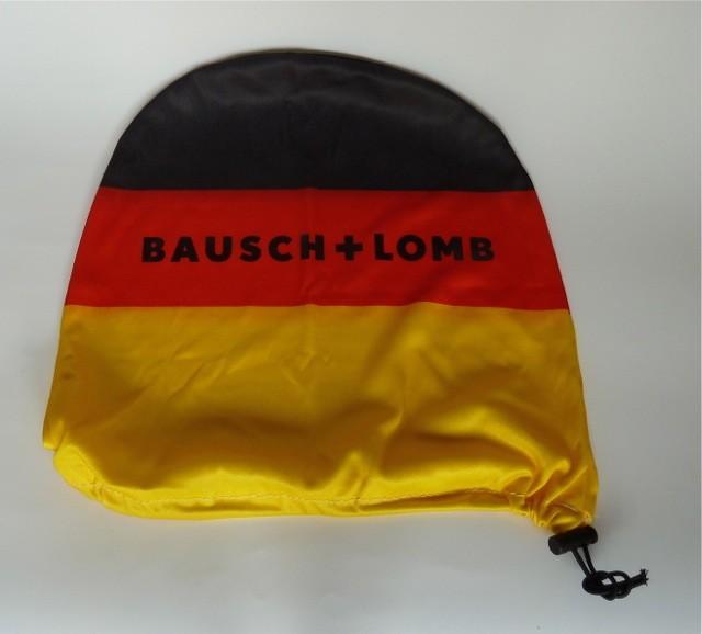 Autokopfstützen Überzug schwarz rot gold 2Stück