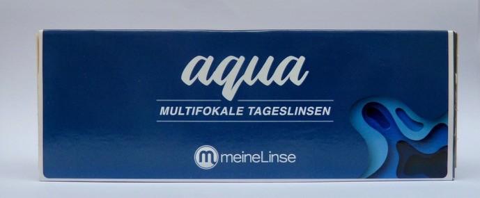 meineLinse aqua Multifokale Tageslinsen - 30er Box