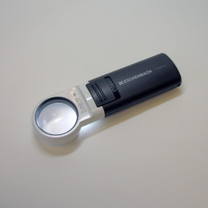 mobilux LED 7fache Vergrößerung Eschenbach 15117