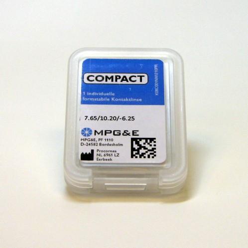 MPG&E compact CX  - 1Linse