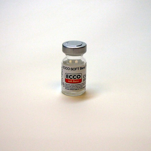 MPGE ECCO soft Benz G3X - 1Linse
