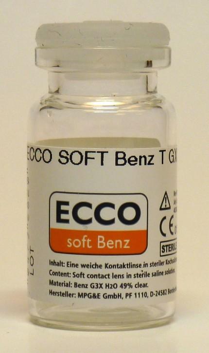 MPGE ECCO soft Benz T (Toric) G5X  - 1Linse