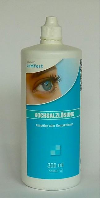 oculsoft® comfort Kochsalzlösung 355ml
