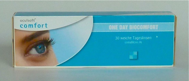 Oculsoft One Day Biocomfort, Cooper Vision - 30er Box