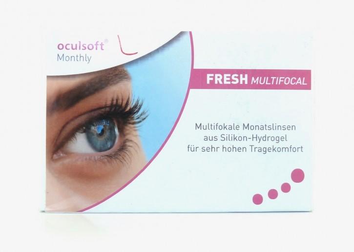 oculsoft Monthly FRESH MULTIFOCAL - 6er Box