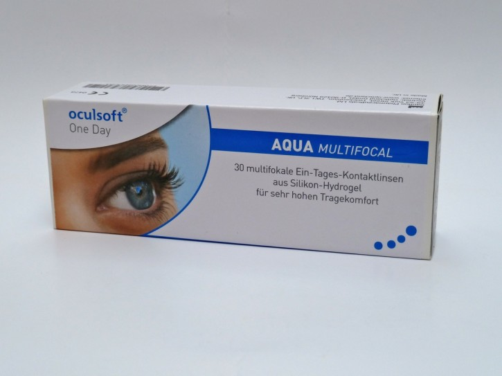oculsoft One Day AQUA MULTIFOCAL - 30er Box