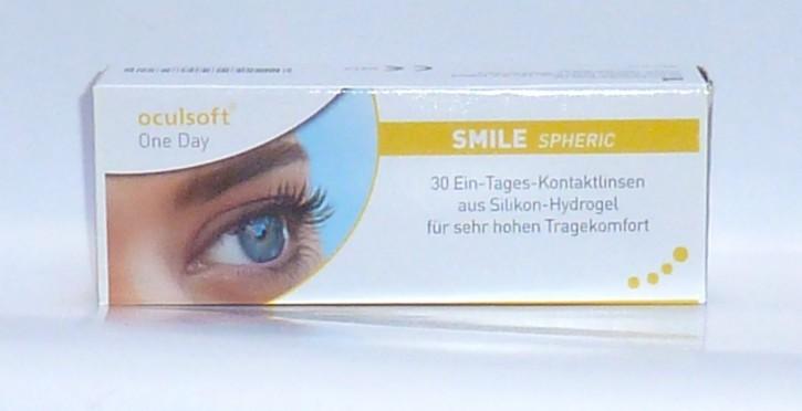 oculsoft One Day SMILE SPHERIC - 30er Box