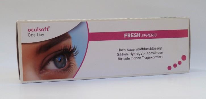 oculsoft One Day fresh spheric - 30er Box