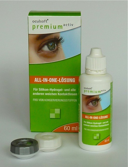 Oculsoft® premium activ All in One Lösung 60ml