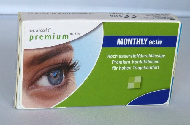oculsoft premium activ MONTHLY activ - 6er Box