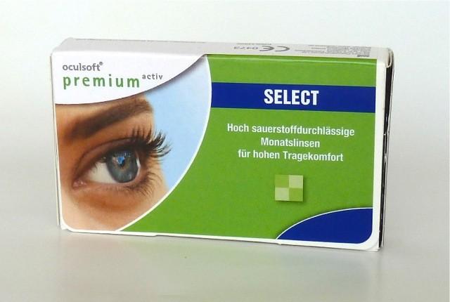 oculsoft premium activ SELECT - 6er Box
