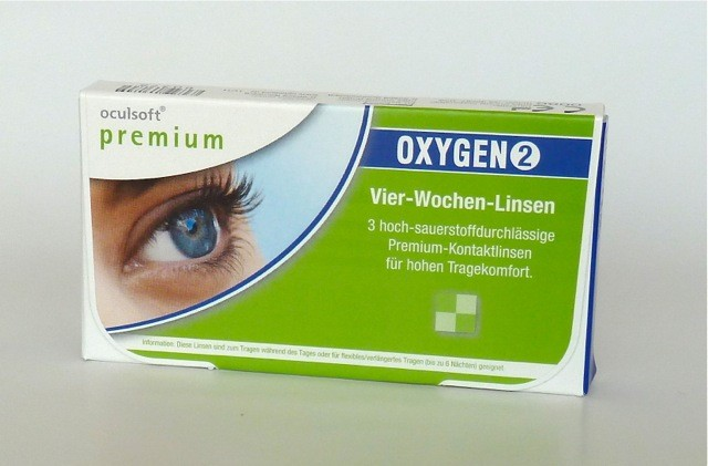oculsoft premium OXYGEN 2 - 3er Box