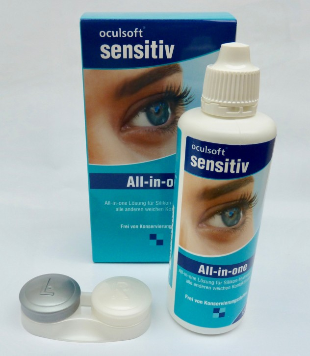 Oculsoft® sensitive All in One Lösung 100ml