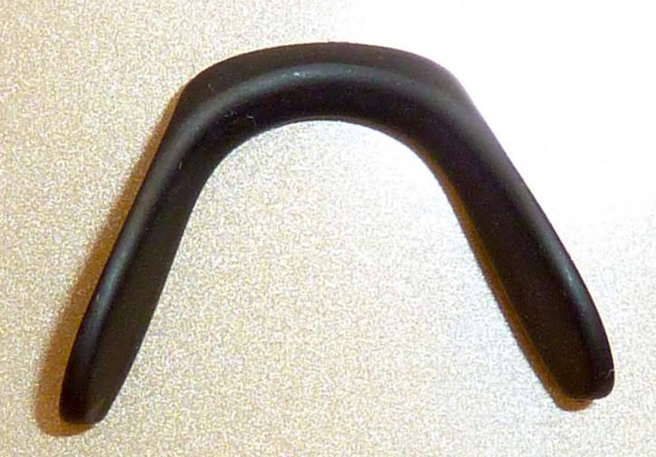 Mittelsteg PORSCHE DESIGN® Lesebrille P 8801 schwarz