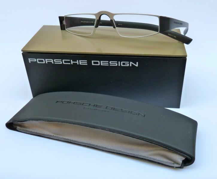 PORSCHE DESIGN® Lesebrille p8801 individuelle Glas Stärke