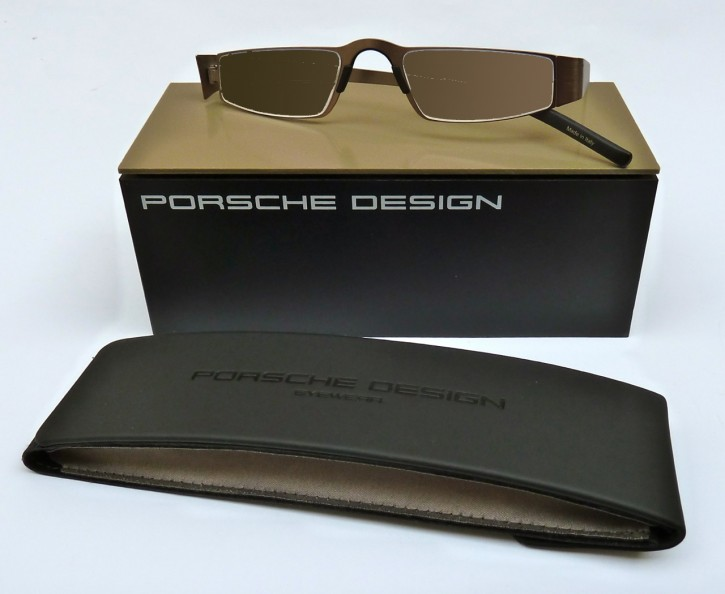 PORSCHE DESIGN Sonnenlesebrille p8811