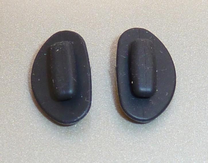 Nasensteg Pad PORSCHE DESIGN® Sonnenbrille schwarz 1 Paar zentral
