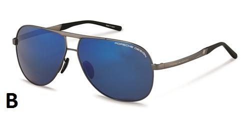 Porsche Design P 8657 Sonnenbrille