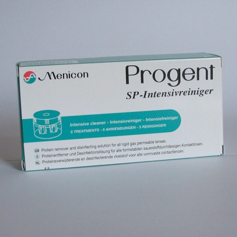Menicon Progent SP-Intensivreiniger